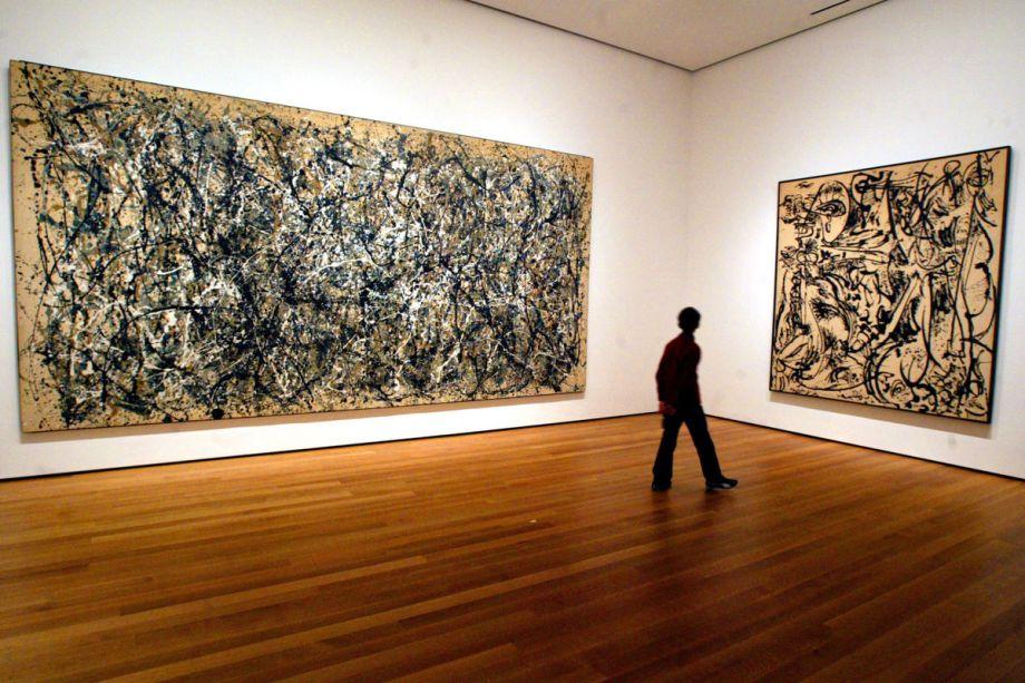 Jackson Pollock Cody Wyoming