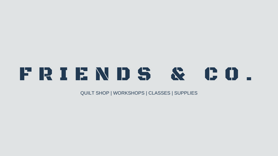 friends and co quilt shop